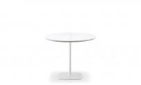 Tisch style rund 90 weiß/weiß