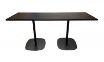 Tisch style 160x60 schwarz/schwarz