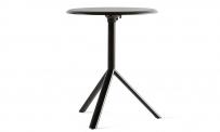 Tisch MIURA rund 60 schwarz