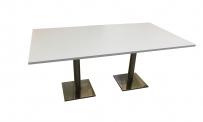 Tisch ATLANTA 180x100 weiß