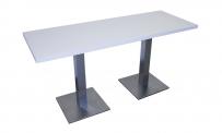 Tisch MAILAND weiß