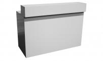 Bar ASPEN 1,5 m weiß