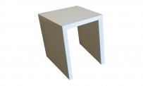 Tisch VENEDIG 80 weiß
