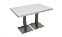 Tisch ATLANTA 120x80 weiß