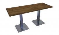 Tisch ATLANTA 160x60 rustikal