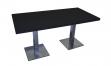 Tisch MAILAND II schwarz