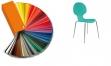 Stuhl BALLOON Wunschfarbe