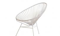 ACAPULCO Chair weiß