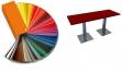 Tisch MAILAND Wunschfarbe