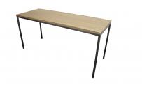 Tisch CHICAGO 160x60 Eiche