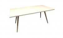 Tisch PHOENIX 160x80 weiß