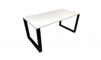 Tisch DALLAS 160x80 weiß