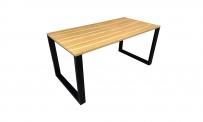 Tisch DALLAS 160x80 Eiche