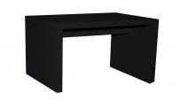Tisch VENEDIG 120x80 schwarz